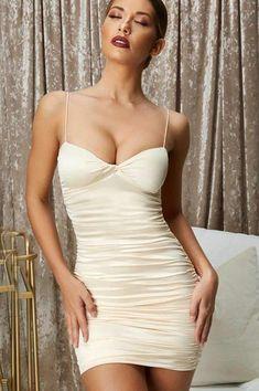 663ecf35f1fd 13 Best LUPSONA'S STRAPPY MINI DRESS images | Club dresses, Mini ...