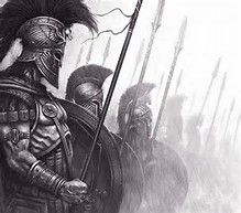 "Результаты поиска изображений по запросу ""Spartan Warrior Drawings"""