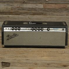 Fender Bassman 100 1972 (s594) | Chicago Music Exchange