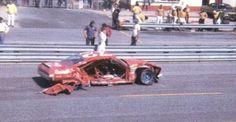 Benny Parsons' 1973 Winston Cup Championship winning car.