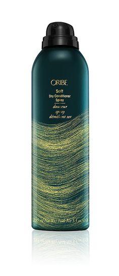 Oribe Soft Dry Conditioner Spray ($35; oribe.com)