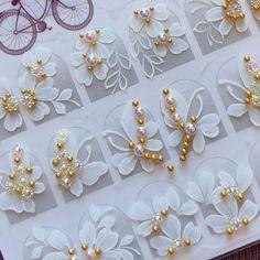 Brooch, Stickers, Instagram, Jewelry, Nail Jewels, Nail Stickers, Nice Nails, Nail Arts, Decorations