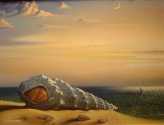 SURREALISMO PROGRESIVO: Vladimir Kush: Nuevo Surrealismo Clásico