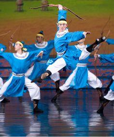 classical chinese dance, ShenYunPerformingArts.org