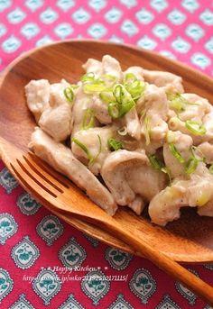 レンジで9分!鶏むね肉でもちもちネギ塩レモン | たっきーママ オフィシャルブログ「たっきーママ@happy kitchen」Powered by Ameba
