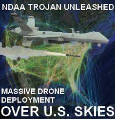 US Announces Plans To Arm Domestic Surveillance Drones With Missiles