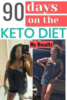 I took a 90 days on keto diet challenge. Now, my 90 day keto results are in. See how much weight I lost and what I learned on the ketogenic diet. Free Keto Meal Plan, Keto Diet Plan, Ketogenic Diet, Keto For Women, Keto Results, Weight Loss Results, Carbohydrate Diet, Diet Challenge, Journey