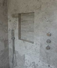 Moonlight Grey Limestone For Shower Walls  Http://www.naturalstoneconsulting.co. Wall TilesBathroom ...