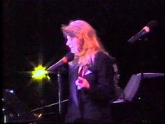 a dear friend, a beautiful woman, a gorgeous voice, #NancyLaMott #ListenToMyHeart live at the Cathedral of St. John the Divine #feyus