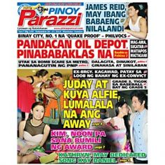Pinoy Parazzi Vol 7 Issue 145 November 26 – 27, 2014 http://www.pinoyparazzi.com/pinoy-parazzi-vol-7-issue-145-november-26-27-2014/