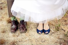 navy blue wedding shoes @Ashlee Bischel