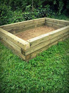 Raised Garden Bed Design by imad karrari