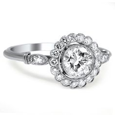 The Salome Ring from Brilliant Earth