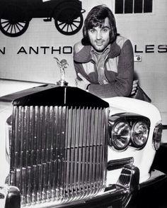 George Best... Amateur de belles voitures