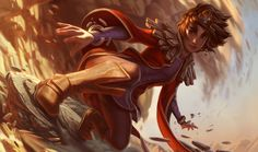 Taliyah | League of Legends Taliyah is a nomadic mage from Shurima who weaves stone with energetic enthusiasm and raw determination. Torn between teenage wonder and adult responsibility, she has crossed nearly all of Valoran on a journey to learn the true nature of her growing powers. Compelled by rumors of the rise of a long-dead emperor, she returns to protect her tribe from dangers uncovered by Shurima's shifting sands.