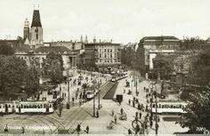 Dawny Königsplatz. Lata 1928-1933