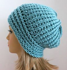 Hanna- A soft and lofty hat by Grace Rose