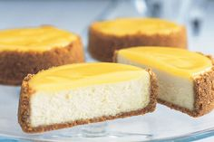 If you're looking for the best cheesecake recipes around, you can't go wrong with lemon. From unbaked lemon cheesecake to the more traditional lemon cheesecake recipes, we've picked our favourites right here. Jamie's Recipes, Sweet Recipes, Dessert Recipes, Recipies, Healthy Recipes, Healthy Eats, Vegetarian Recipes, Lemon Cheesecake Recipes, Cheesecake Desserts