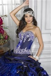 Quinceanera Collection 26671 by House of Wu