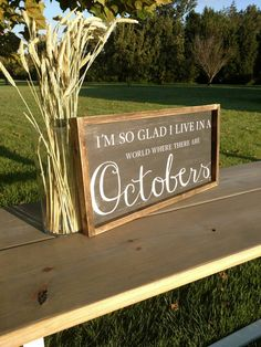 Hey, I found this really awesome Etsy listing at https://www.etsy.com/listing/462887876/large-wood-framed-fall-sign-im-so-happy