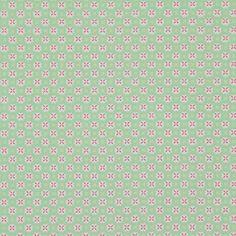 Cotton Ring of Hearts 2 - Baumwolle - pastellgrün