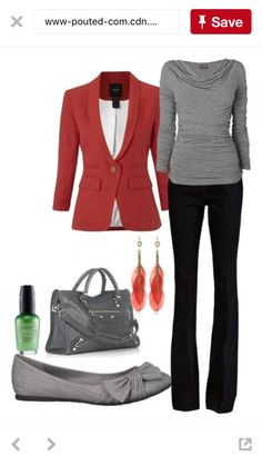 80 Elegant Work Outfit Ideas in 2017 - Outfits for Work - Business Outfits for Work Lila Outfits, Mode Outfits, Fashion Outfits, Womens Fashion, Fashionable Outfits, Dressy Outfits, Fashion Clothes, Stylish Outfits, Woman Outfits
