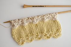 Learn to knit this unique stitch and add it to your projects. With a couple of rows, you'll create a line of flowers that you can do in a contrast color so that it's more visible. Think it'll be too difficult? We say no! Grab your needles and check out our video to easily …