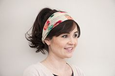 Vintage touches are a big part of my style. My signature look has to be a beehive, which I love dressing with a headscarf. In this tutorial I show you how!