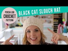 Hey there! Just wanted to pop in and let you all know that I have just published a new crochet pattern video. This time around it's for my Black Cat Slouch Hat pattern, which seems to be a real favorite. You know, this guy: So many of you have shared your cat hats, and I …