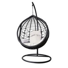 Hanging Chair, Furniture, Home Decor, Garden, Hammock Chair, Decoration Home, Hanging Chair Stand, Room Decor, Lawn And Garden