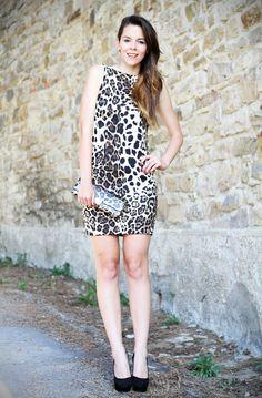 Irene's Closet - Fashion blogger outfit e streetstyle: Leopard per l'evento For.me Elena Mirò e Vogue