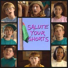Salute Your Shorts show
