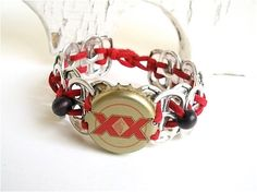 beer cap jewelry - Google Search