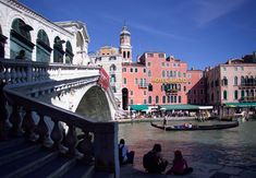 Hotel Rialto, Venice   Location - perfetto! Rooms - so, so!
