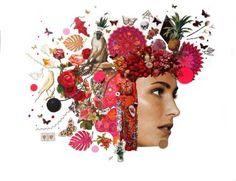 Original Love Collage by Wibke Brode Love Collage, Buy Art, Surrealism, Paper Art, Saatchi Art, Original Art, Abstract Art, The Originals, Figurative