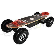 Skate électrique Maverix Border X800 /// Electric skateboard Maverix X800. A verry cool and fun vehicle !