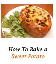 Bake Sweet Potato Baked Potato, Sweet Potato, Seo, Baking, Ethnic Recipes, Bakken, Backen, Baked Potatoes, Oven Potatoes