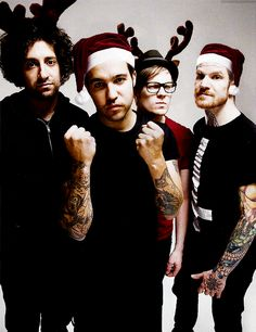 I have this poster but its not christmas-ized XD I wish it were