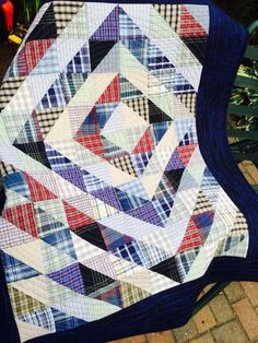 Link to many Men's Shirts quilts and links