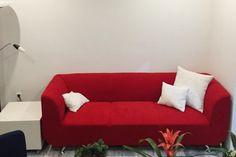 """""""Dobrý architekt, pekná podlaha a vaša sedačka robí z môjho bytu môj byt snov ;) Maximálna spokojnosť so sedačkou ako aj so službami!"""" Dalibor #sedačkaGama1, látka #AquaClean - Mystic 38"""