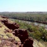 Fortescue River  - Millstream