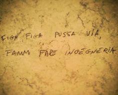 Star Walls - Scritte sui muri. — Niente distrazioni