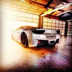Ferrari GTO 450