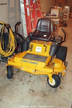 MaxSold - Auction: Powder Springs Downsizing Online Auction -  Kohler Riding Lawn Mower