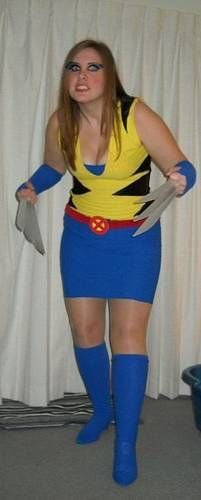diy wolverine costume | DIY classic Wolverine costume | Craft Ideas