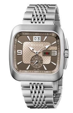 Gucci 'Coupe' Bracelet Watch, 40mm available at #Nordstrom