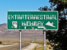 E.T. Highway sign
