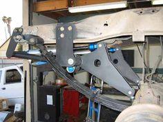 Dixon Bros Racing Cantilever Rear Suspension Kit