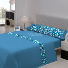 Juego Sábanas 100% Algodón TOULOUSE Pierre Cardin Cotton Bedding Sets, Comforter Sets, Pierre Cardin, Fancy Bed, Rideaux Design, Cushion Cover Designs, African Home Decor, Indoor Outdoor Furniture, Toulouse