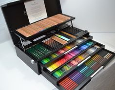 Faber Castell 250th Anniversary wooden box collection